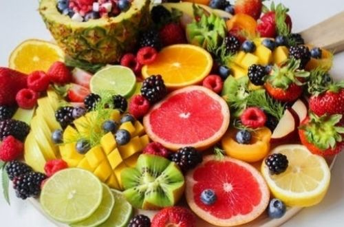 Fruta con Más Calorías