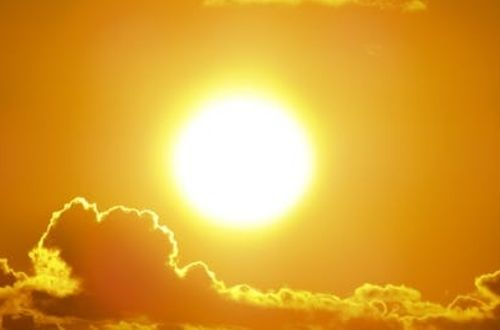 Qué temperatura tiene el sol