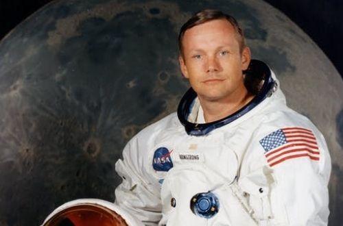 legada del hombre a la luna