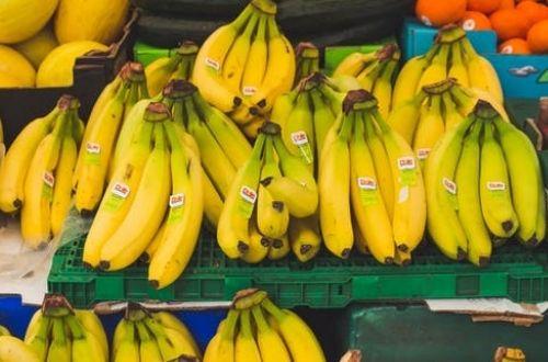 Los beneficios del consumo del plátano