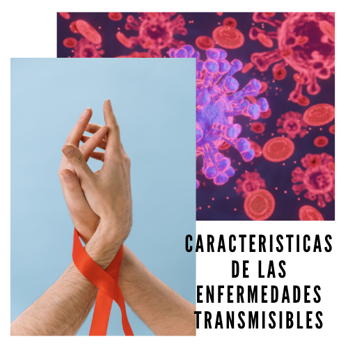 Caracteristicas de las enfermedades transmisibles