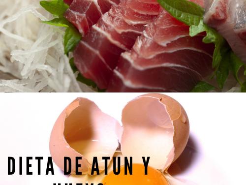 Dieta de Atún y Huevo en Tus Platos