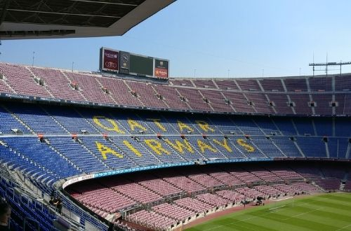 Las champions league del Barcelona