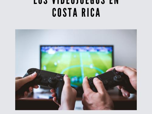 Los videojuegos en Costa Rica