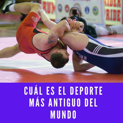 Cuál es el deporte más antiguo del mundo